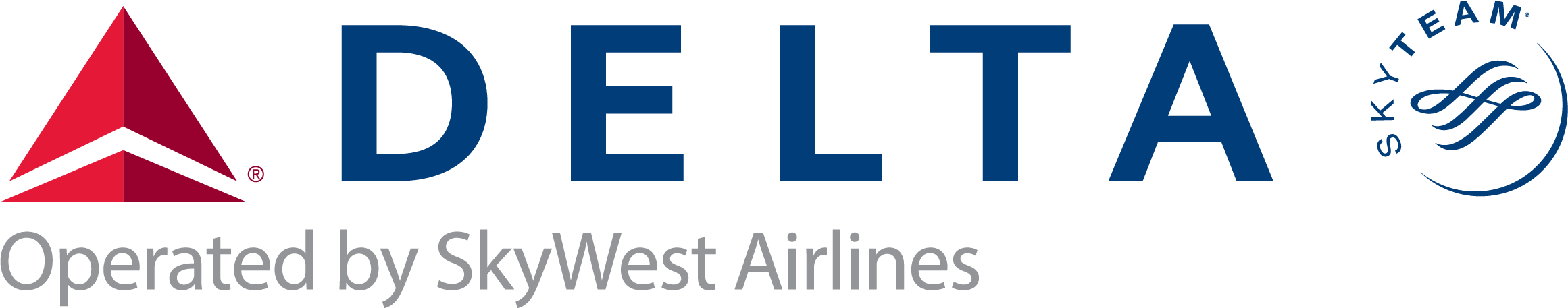 Delta Connection operated by SkyWest Airlines