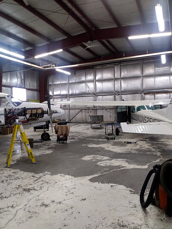 Rhinelander Flying Service, Inc. Hangar
