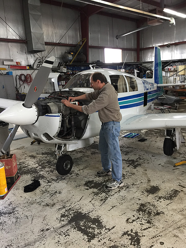 Rhinelander Flying Service, Inc. Maintenance