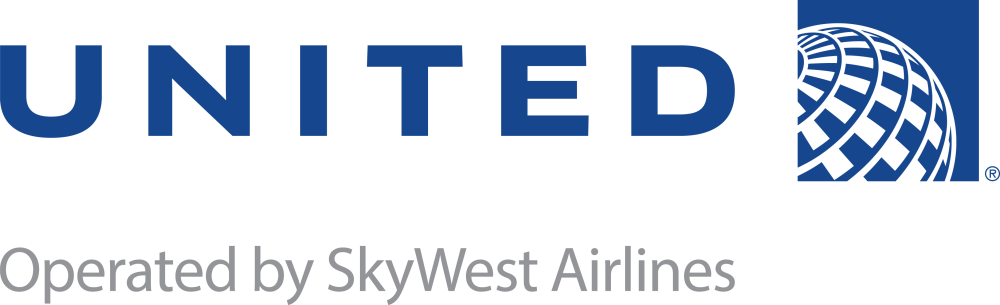 United Express operated by SkyWest Airlines